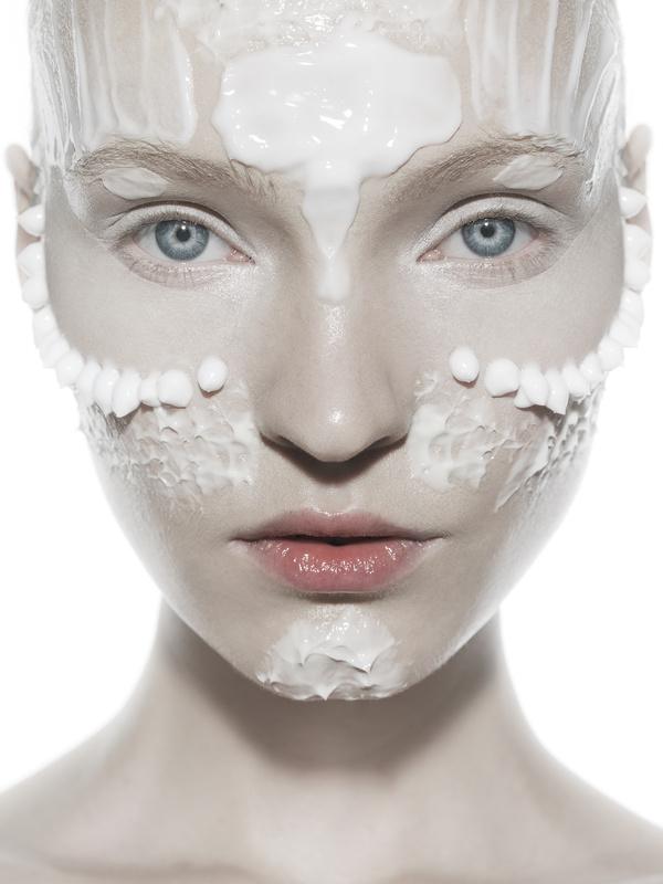 Beauty Mask by Marc Gysin