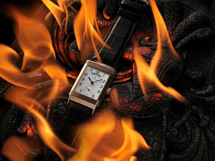 Jaeger Lecoultre by Marc Gysin
