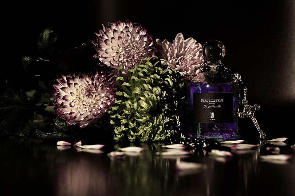 Serge Lutens De Profundis Perfume by Marc Gysin