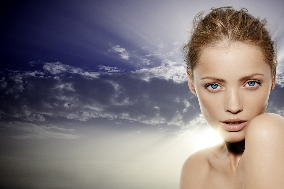 Radiant Beauty by Marc Gysin