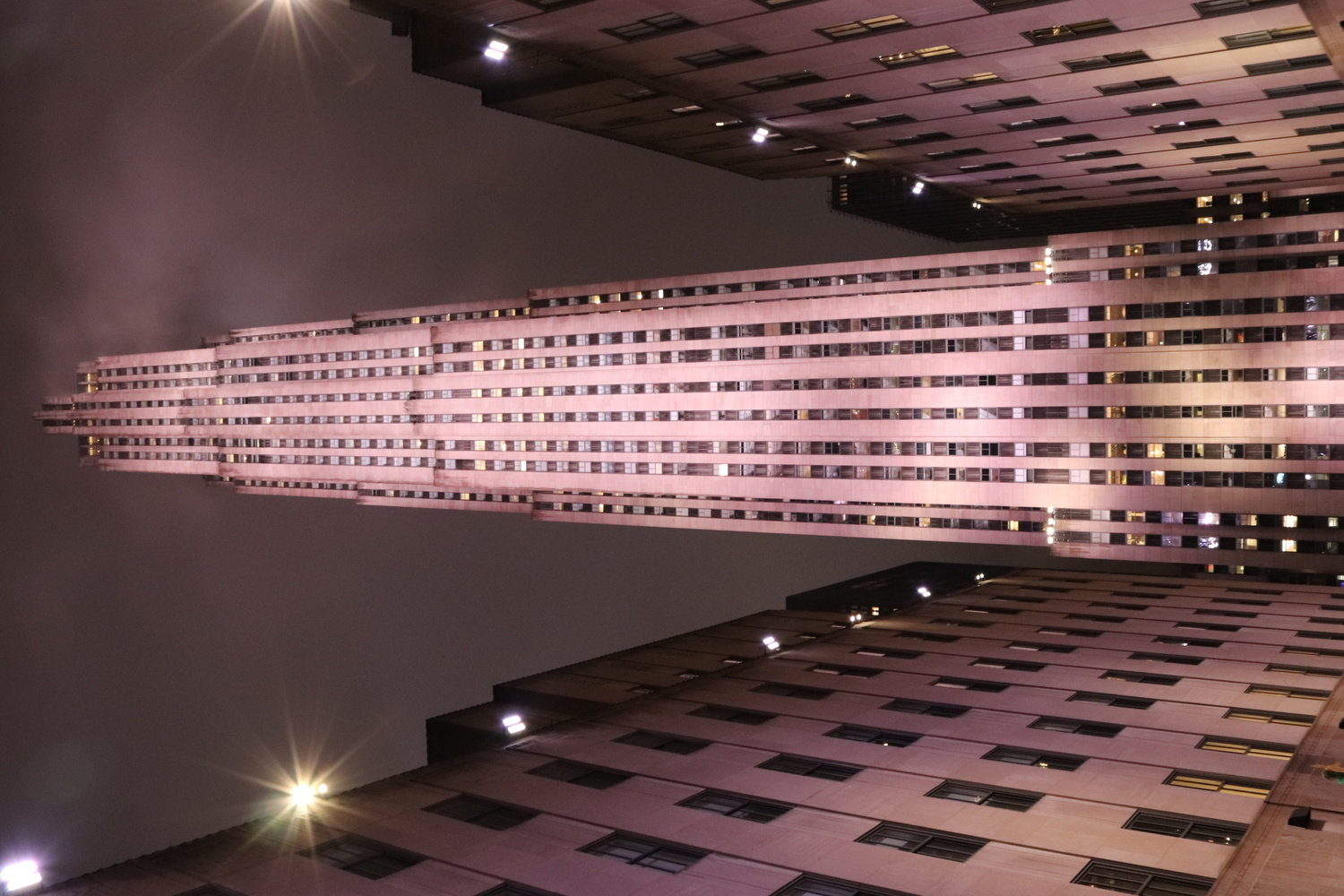 Rockefeller Centre by Drew Coulson
