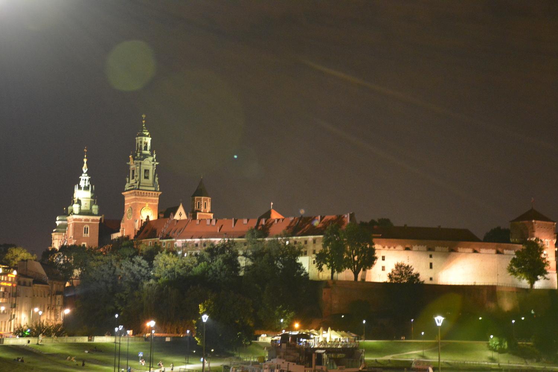 Wawel Castle by Scott Hayes