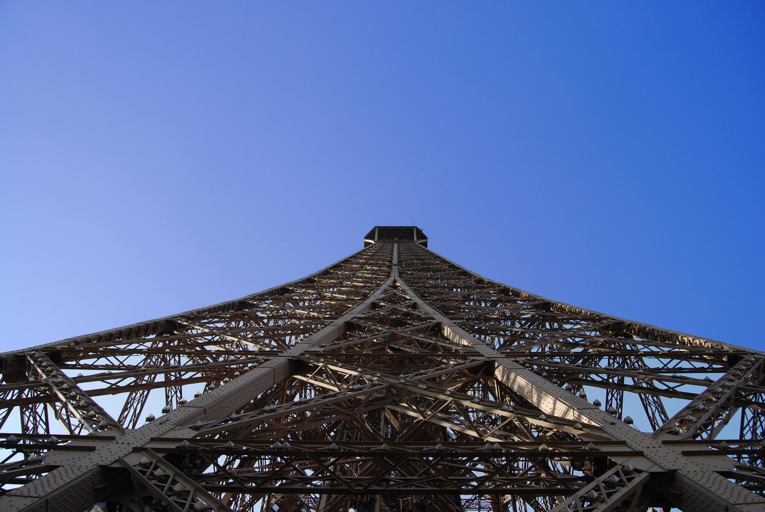 Eiffel Tower by John Nicholson