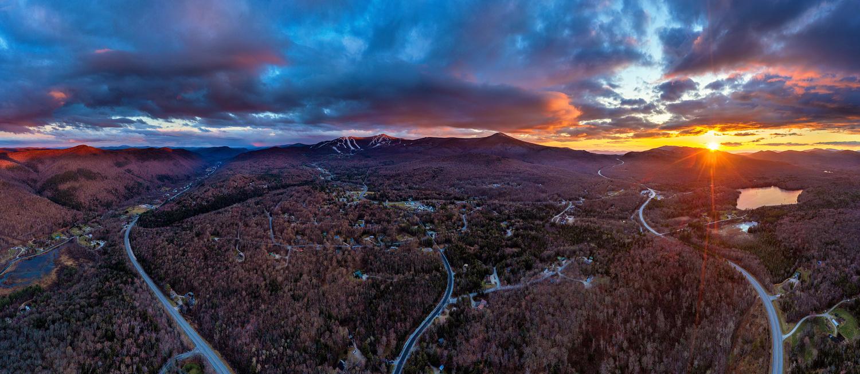 Killington Vermont by John Nicholson