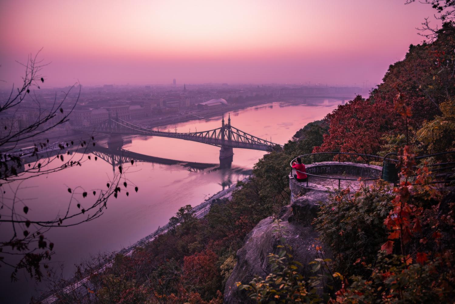 amethyst sunrise by Krisztian Kapitany