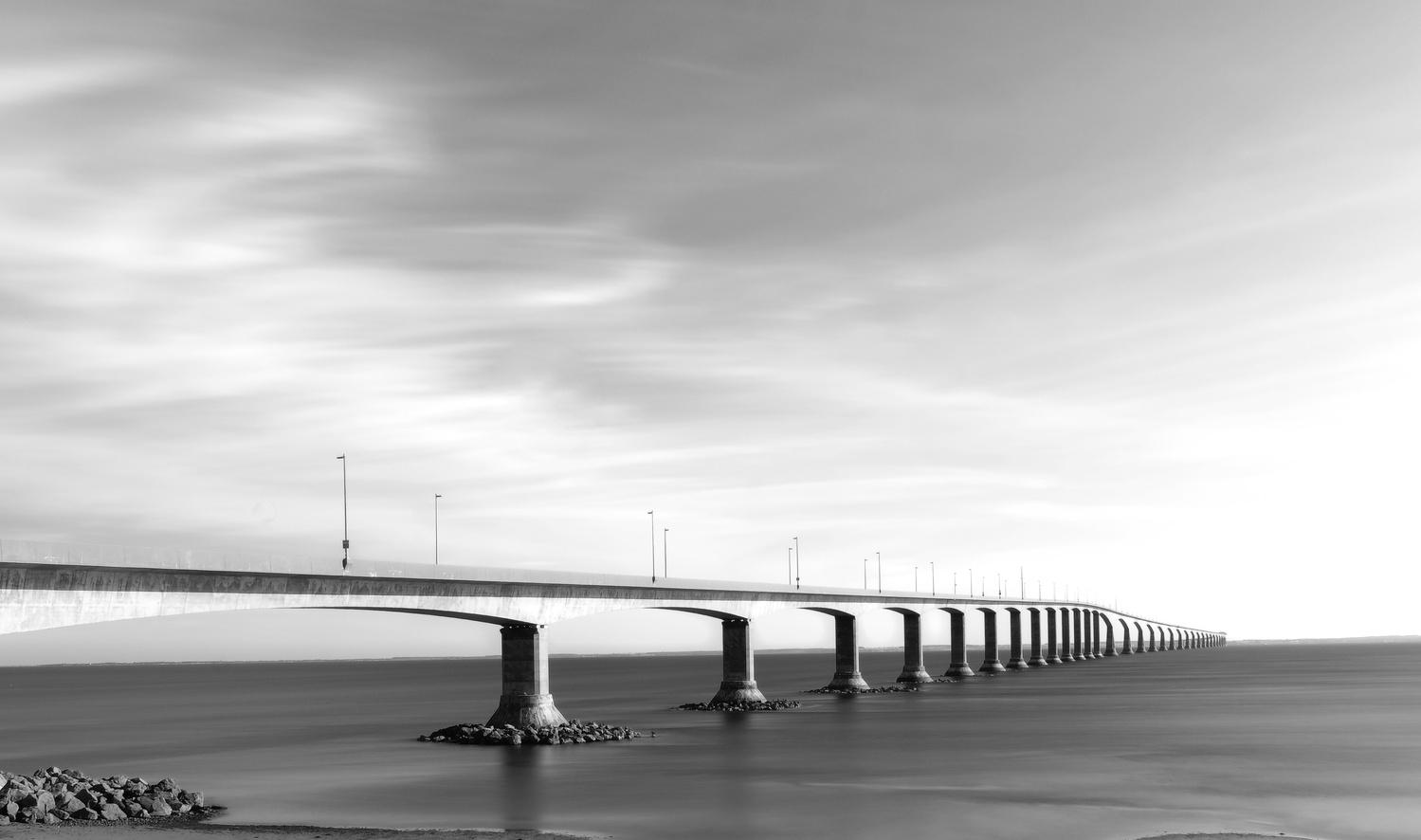 The Bridge by John Pettigrew