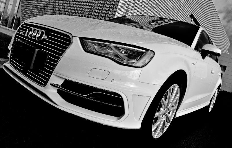 Audi A3 E Tron by John Pettigrew