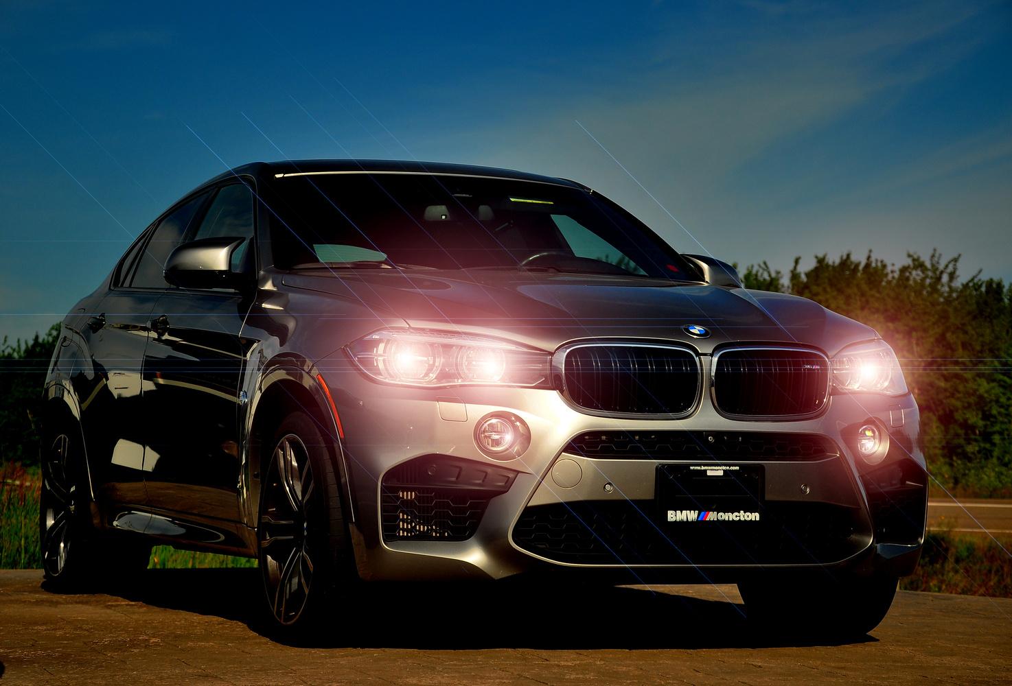 BMW X6 M by John Pettigrew