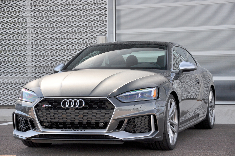 Audi RS5 by John Pettigrew