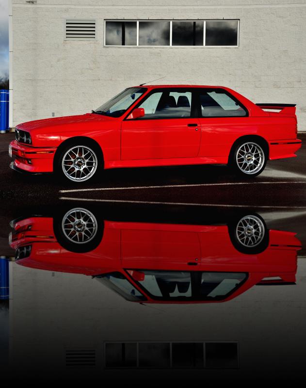 BMW by John Pettigrew