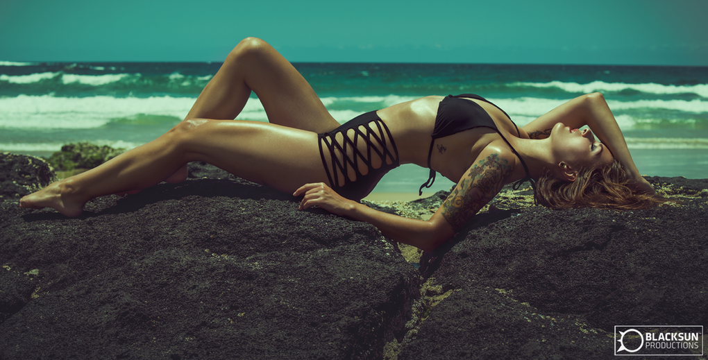 Mel by the beach by Dr. Dominik Muench