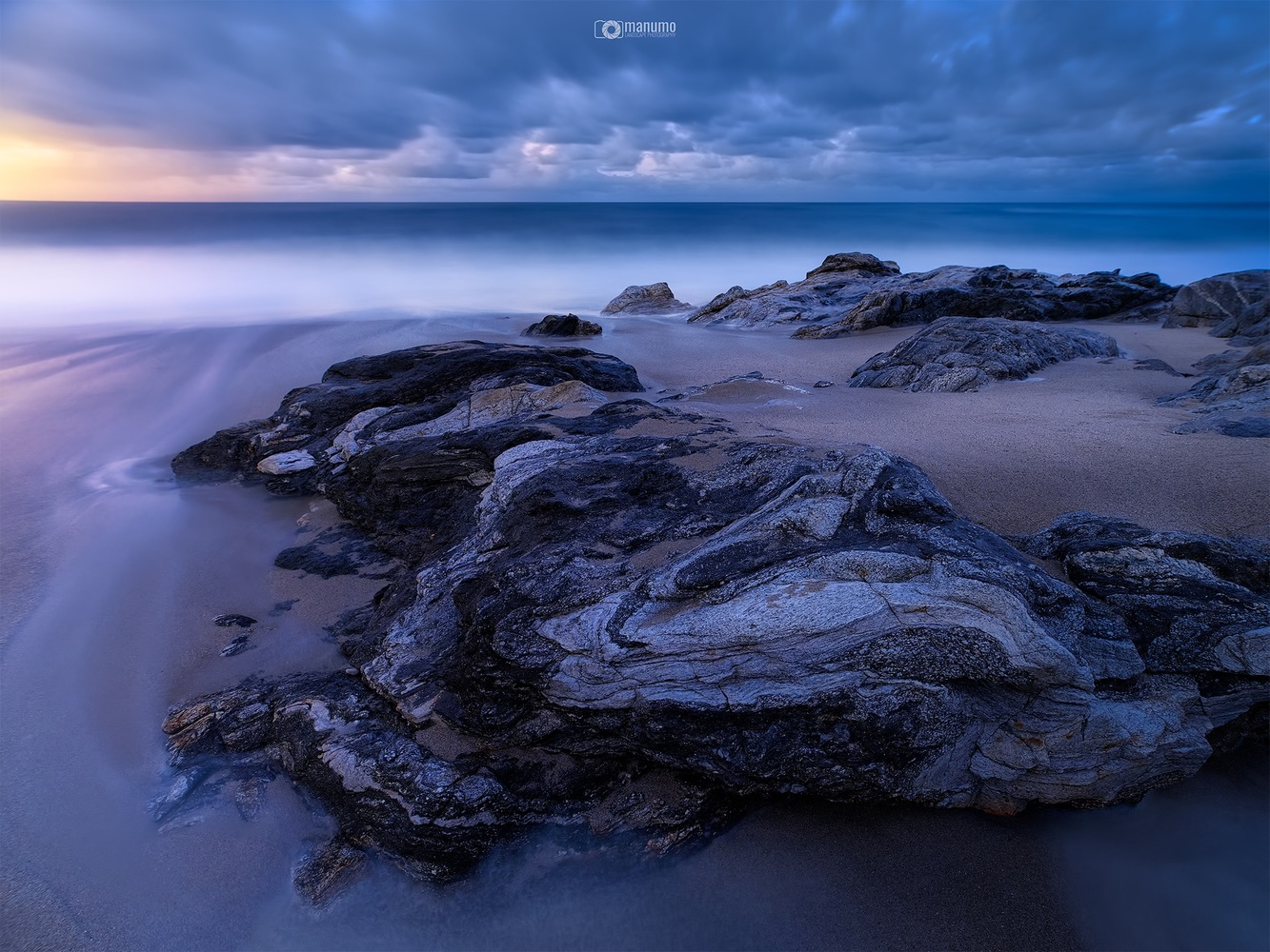 GALICIA SUNSET Pt.2 by Manuel Mohorovic