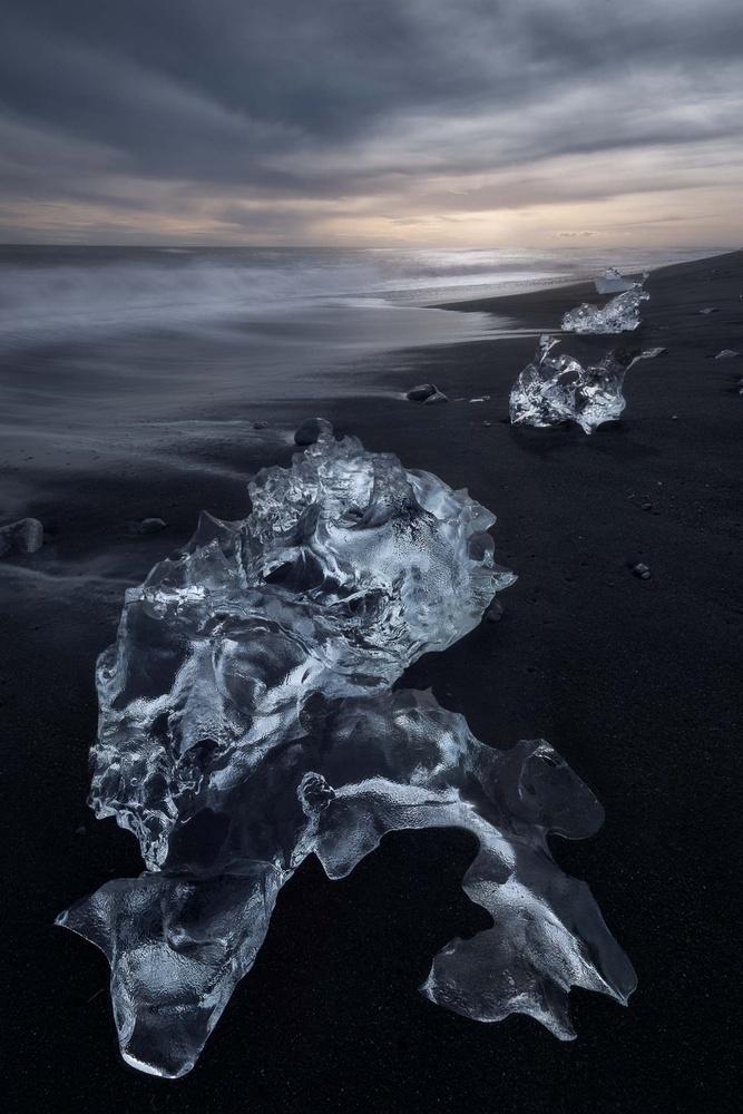 Volcanic diamonds by Dan Zafra