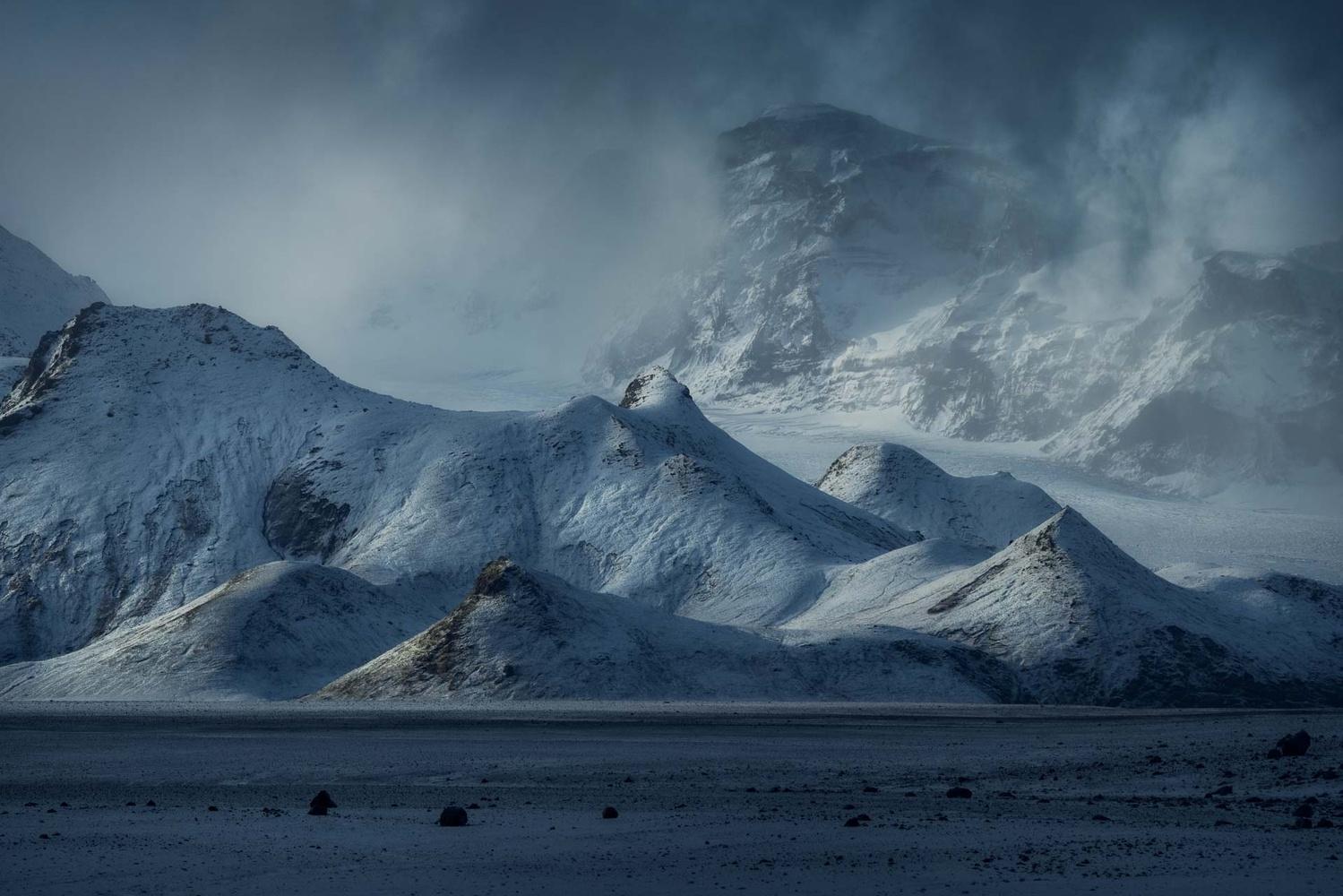 Snowland by Dan Zafra