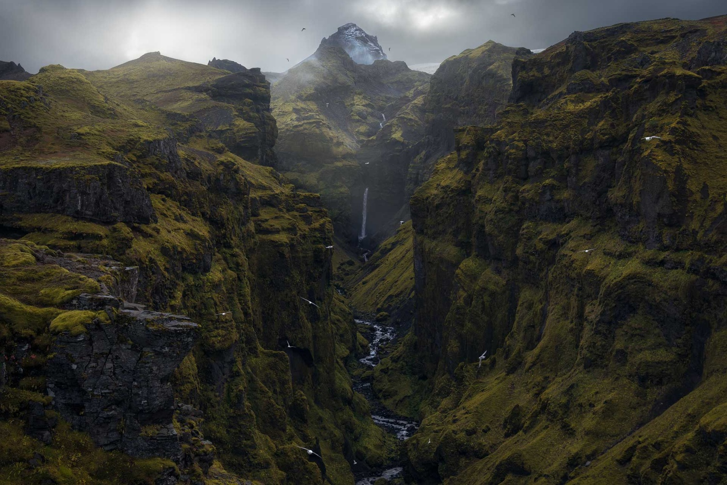 A fantasy world by Dan Zafra