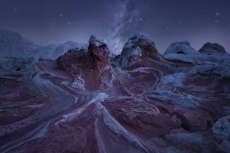 Mars landing by Dan Zafra