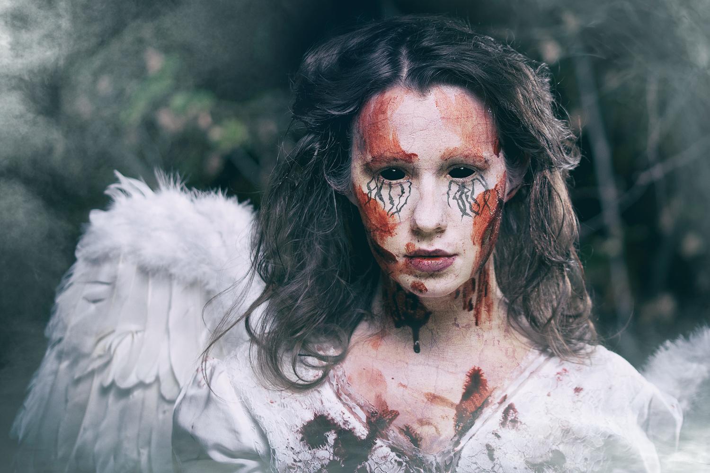 Fallen Angel by Markus Bieck