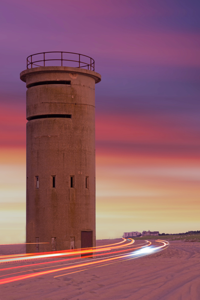 Traffic Tower by Jon Lloyd Jr