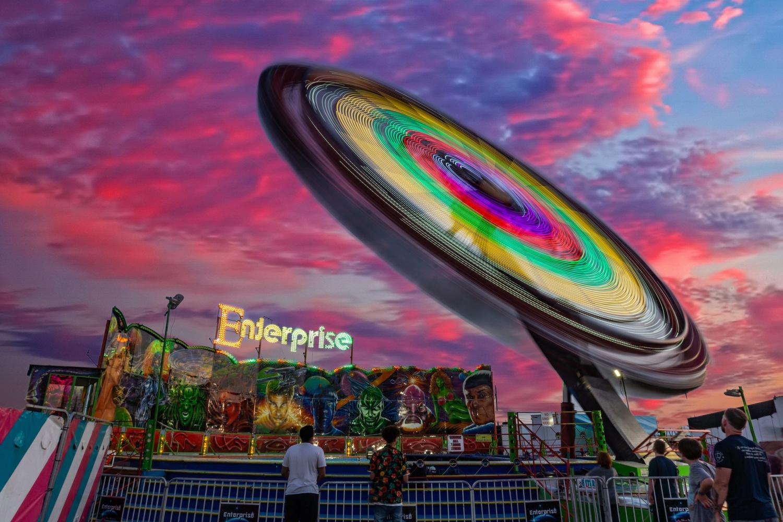 Carnival Rides by Jon Lloyd Jr