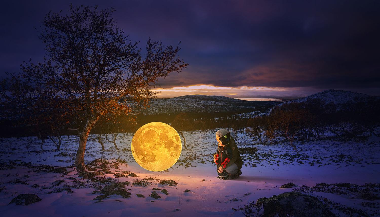 Moon Landing by Markus Tysk