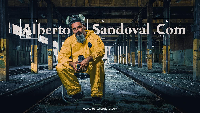 Breaking Bad by Alberto Sandoval