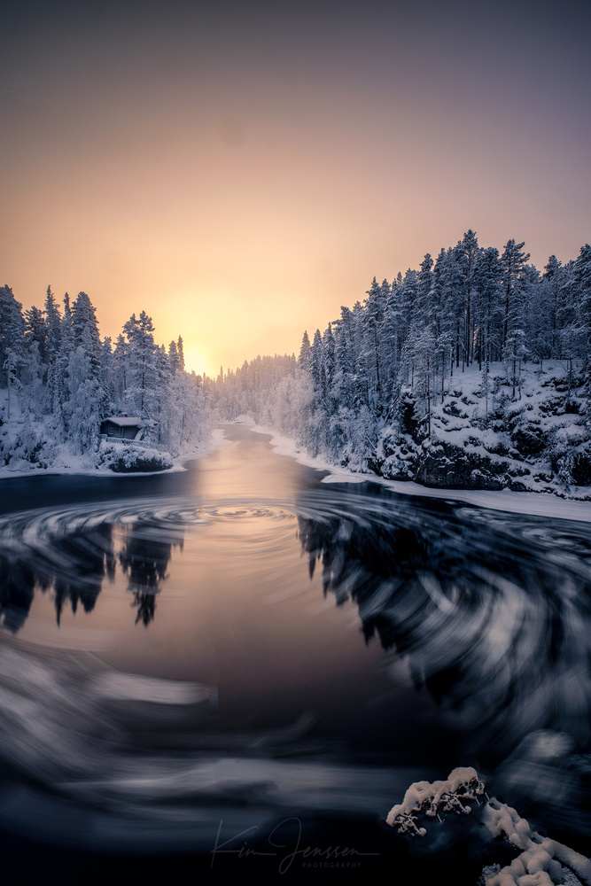 Oulanka National Park by Kim Jenssen