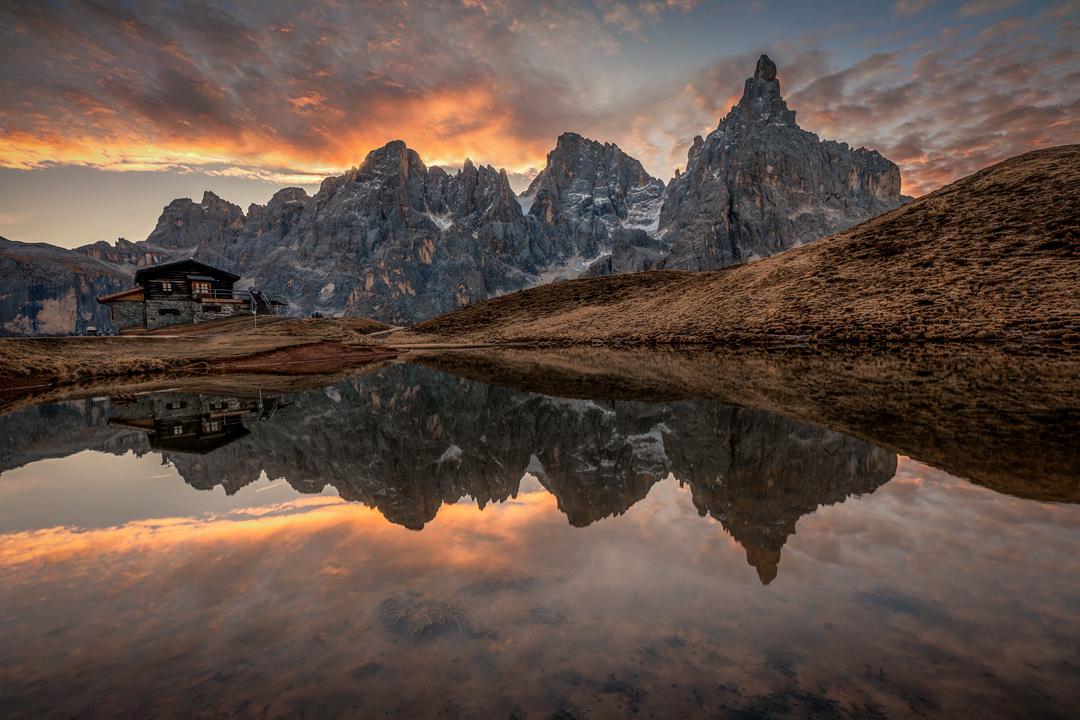 The morning light  by Kim Jenssen