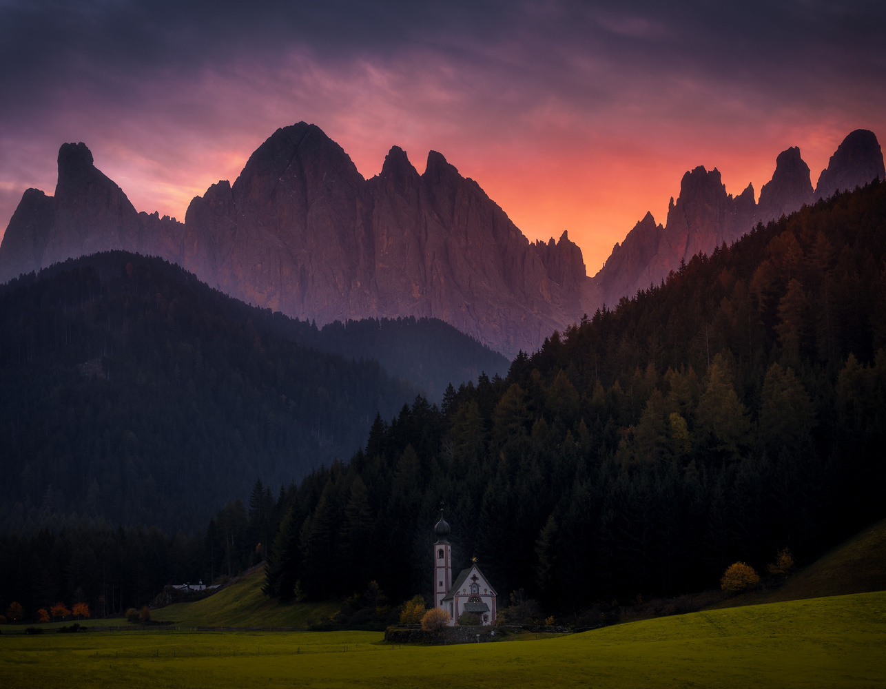 St.Johann Church by Kim Jenssen