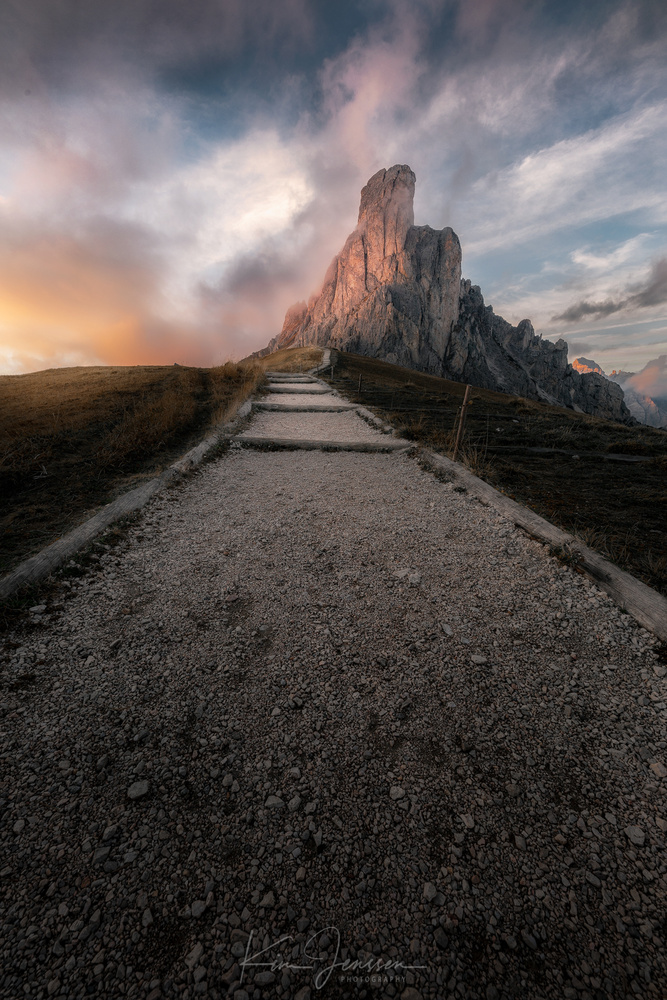 Passo Giau by Kim Jenssen