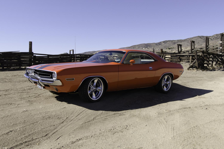 """1971 Dodge Challenger"" by James Drake"