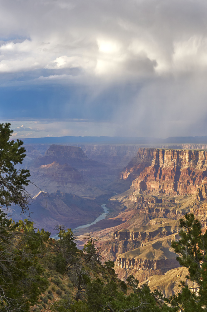 The Grand Canyon in September 2017 by Kriszti Szabo
