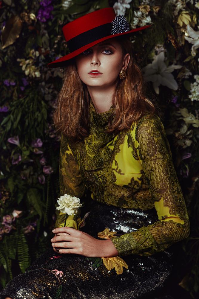 Mademoiselle  by Maegan McDowell
