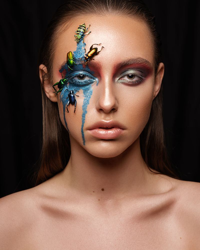 Bold and Beautiful, Bugs and All by Maegan McDowell