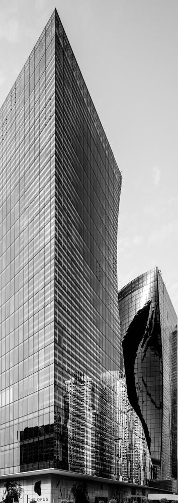 Zaha Dubai by ray phillips