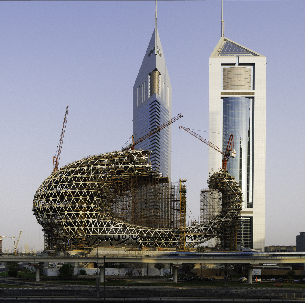 Museum of the Future Dubai by ray phillips
