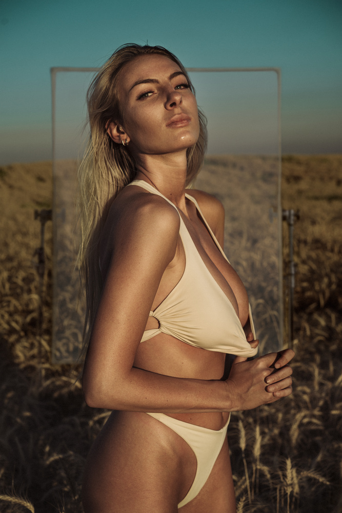 "Linnea Guss for ""Field Dressing"" by Chase Wilson"