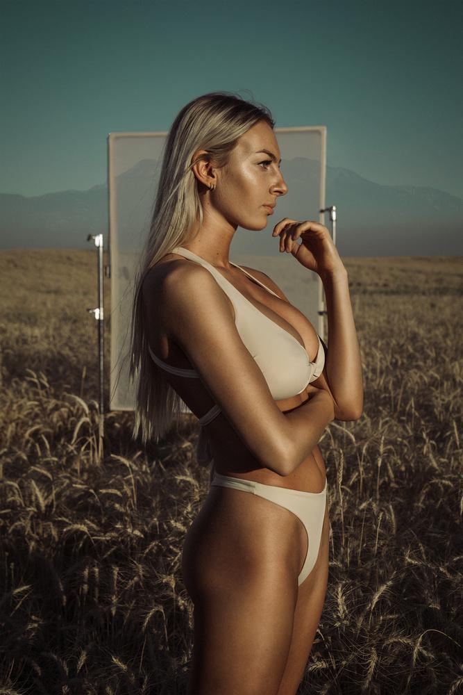 "Linnea Guss for ""Field Dressing"" by Chase Wilson"