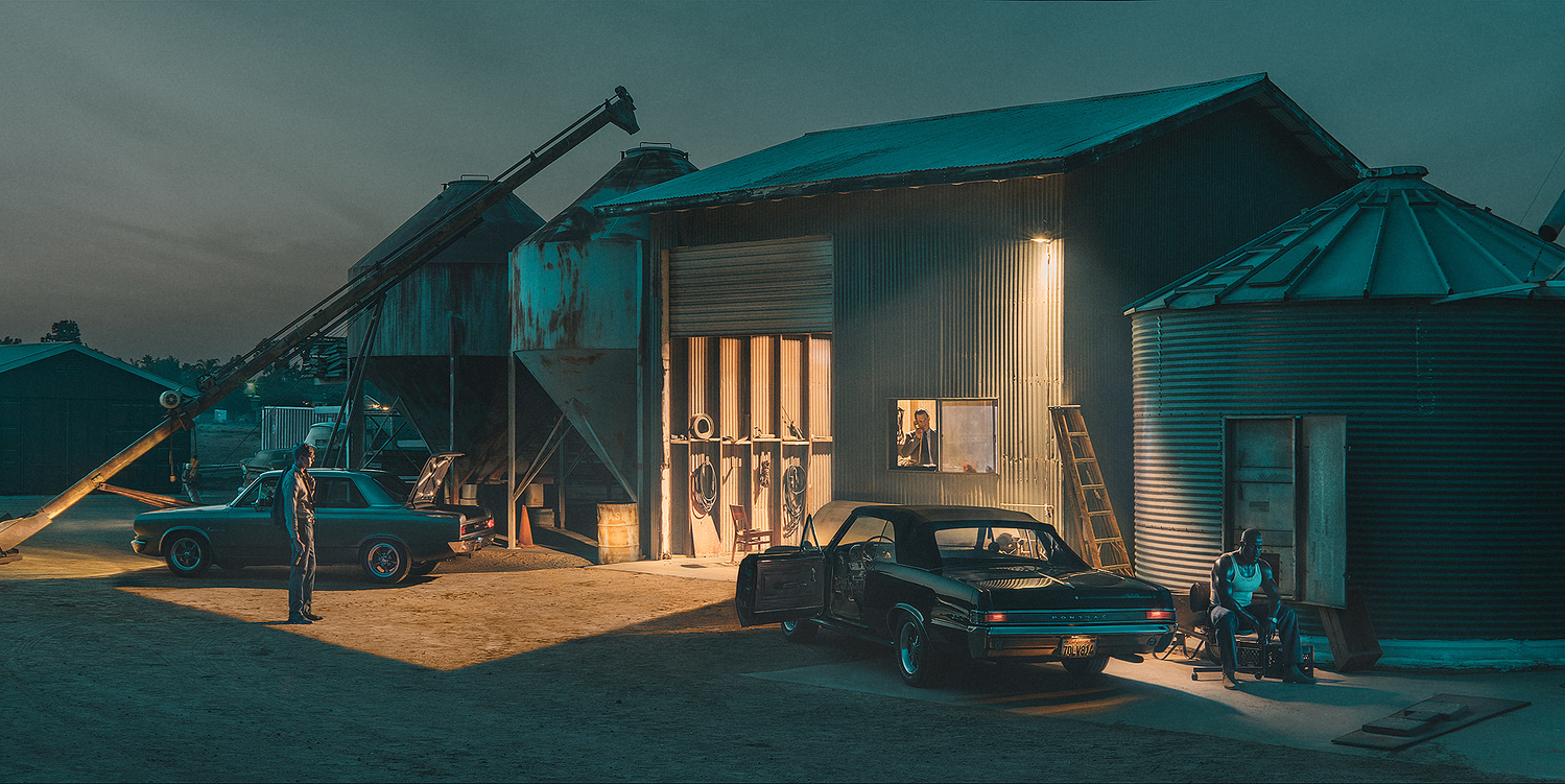 American Muscle by Chase Wilson