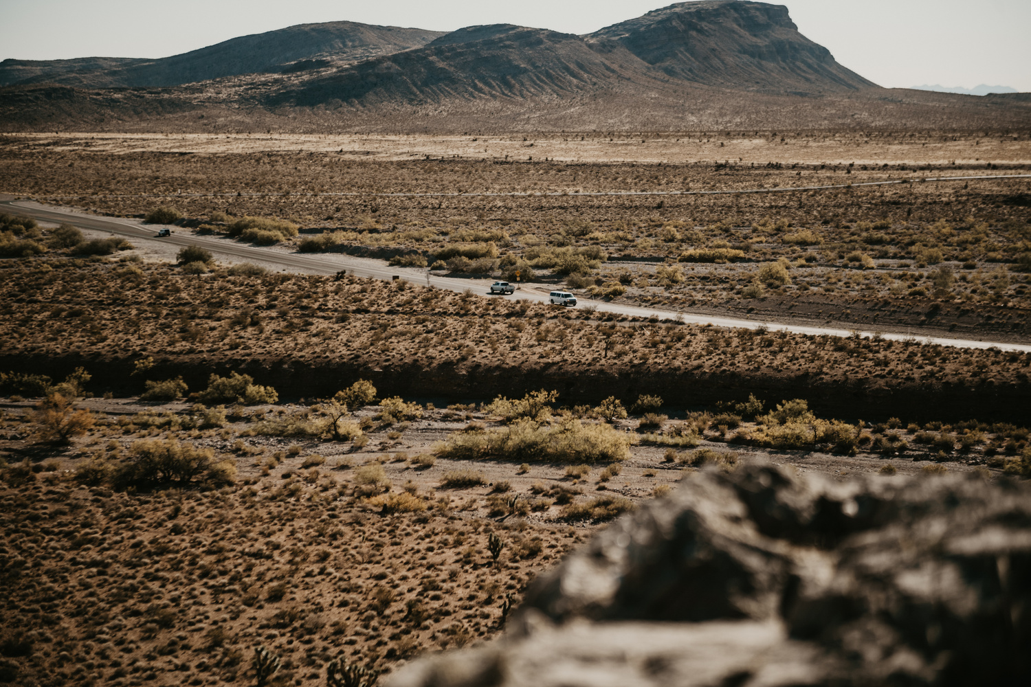 Red Rock Canyon Park by Andrew Camel