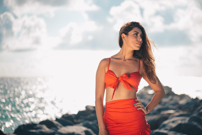 Daniela Thoelke by Andrew Camel
