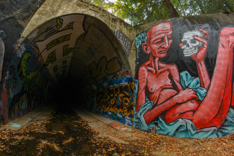 Under the Freeway by Walker Lambert