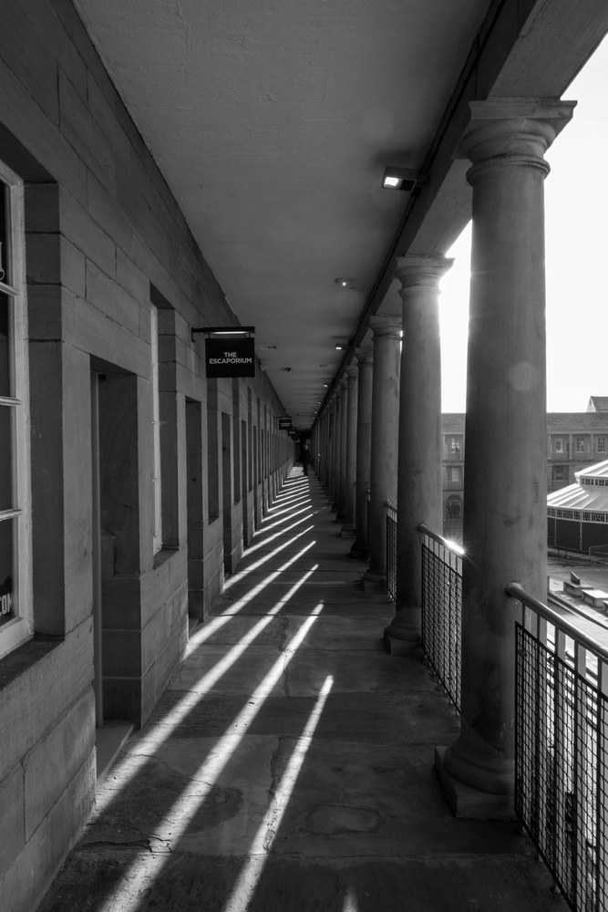 Balcony by Steven Clough