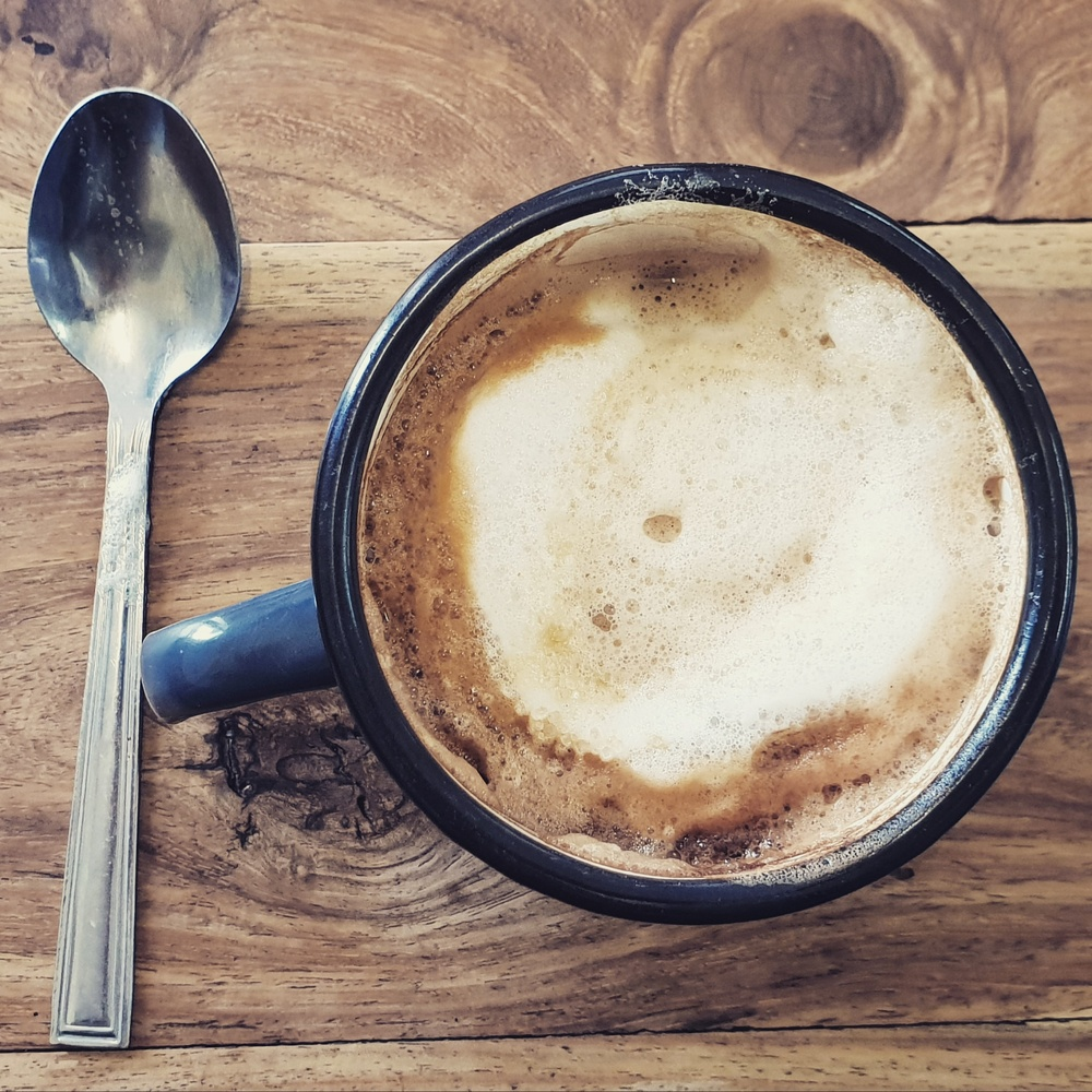 Coffee by Steven Clough