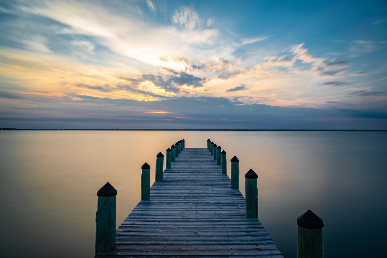 I Dock by Alexander Lobozzo