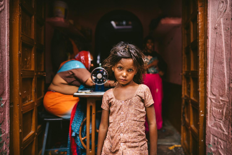 In the eyes of India by eldar nurkovic