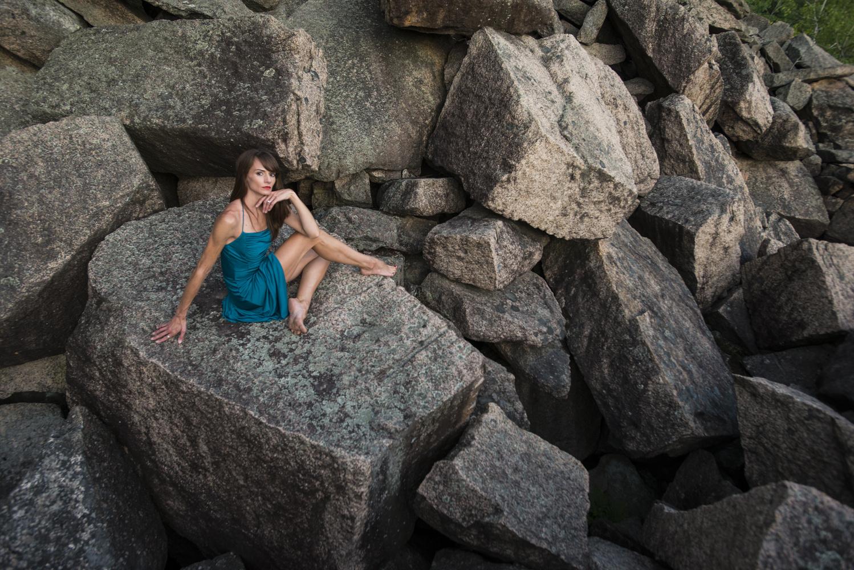 Quarry by Joe Klementovich