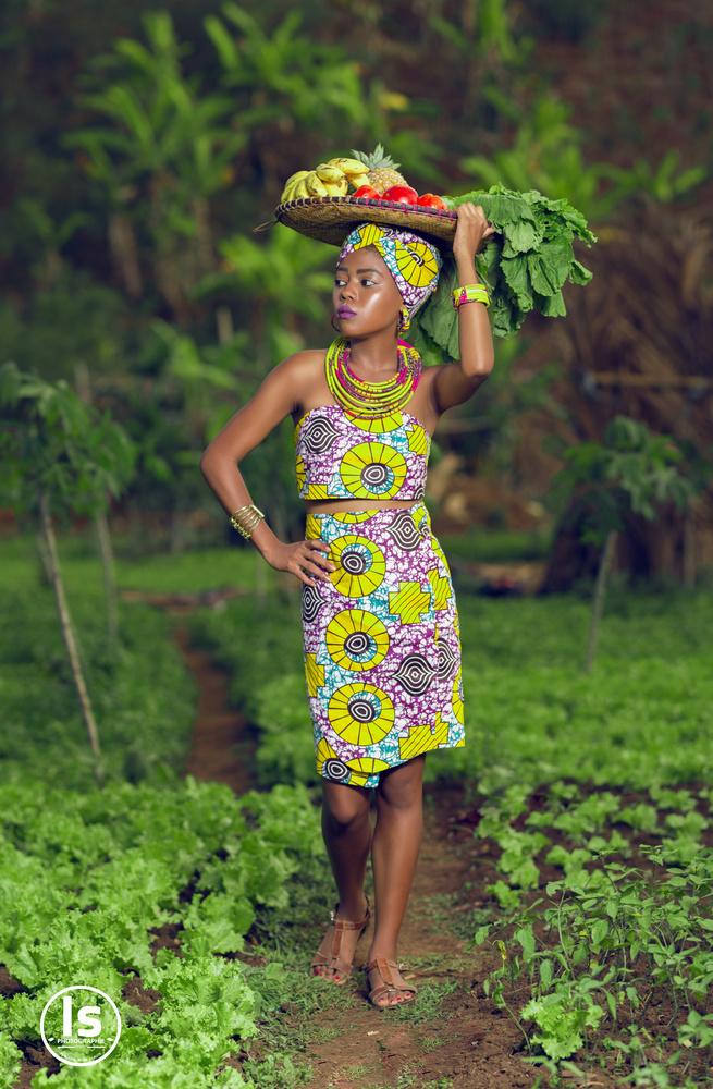 Je contacte femme africaine