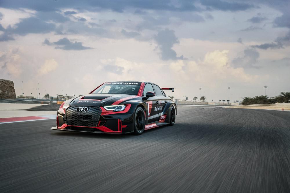 Audi RS3 LMS Rolling Shot by Moe Zainal