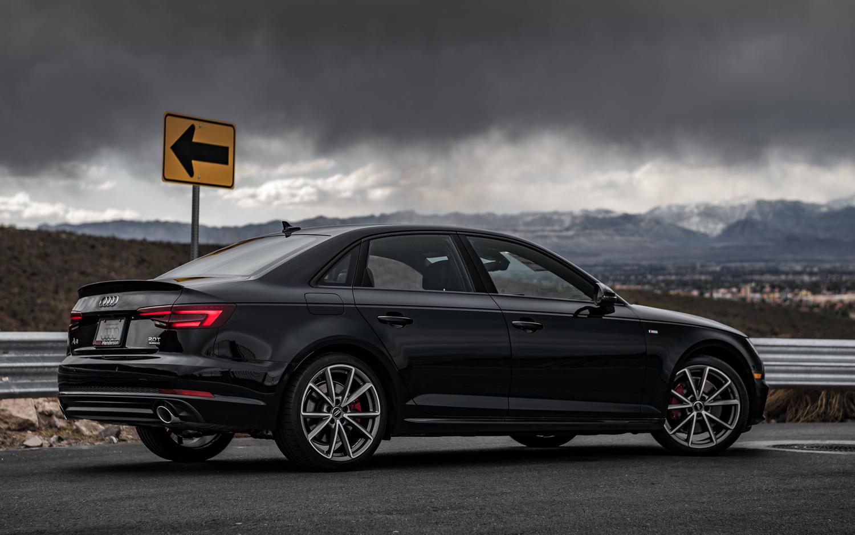 Audi A4 by Travis Pinney