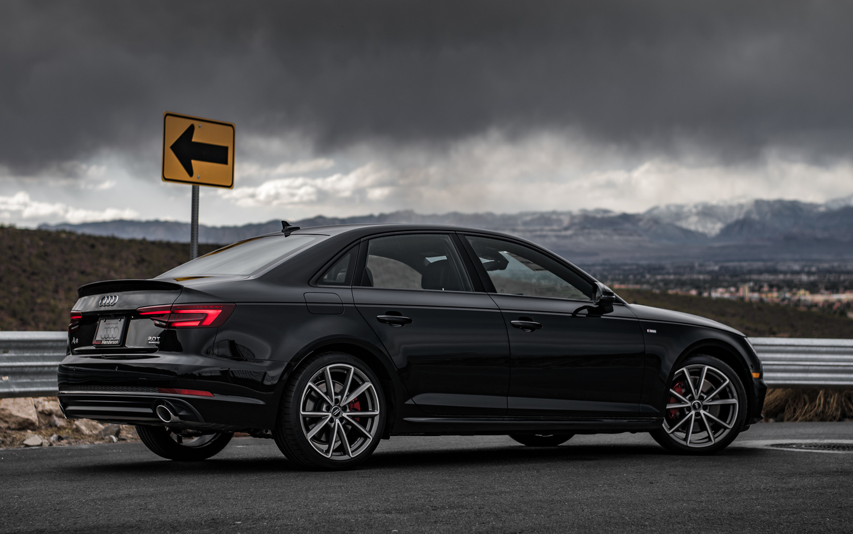 Audi A4 Natural Light Overcast Automotive Photography On Fstoppers